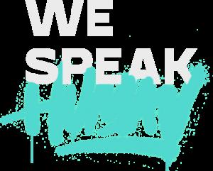 We speak human
